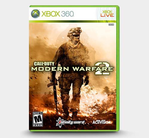 Imagem de Call of Duty Modern Warfare 2