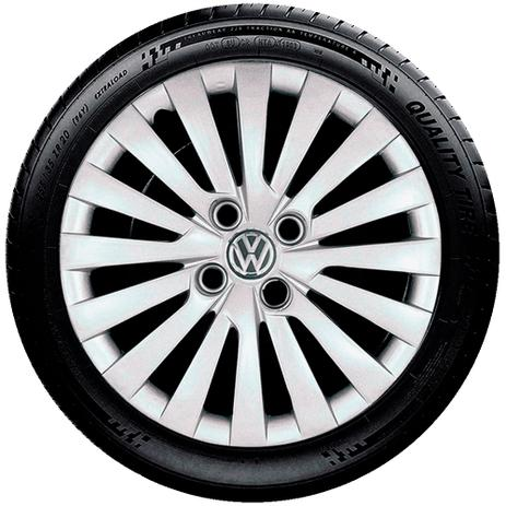 Imagem de Calota Mod. Original Aro 14 Volkswagen Gol Parati Saveiro polo Santo Andre - ABC - SP G117