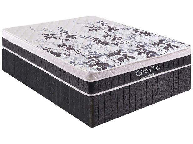 6539b9933 Cama Box Casal (Box + Colchão) Kappesberg Mola - 22cm de Altura CMP070