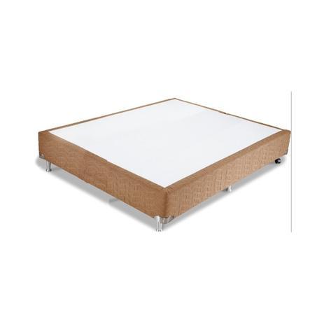 dddf42ec0a Cama Box Casal Sommier Plus Avelã 138x188X37 - Orthocrin - Camas Box ...