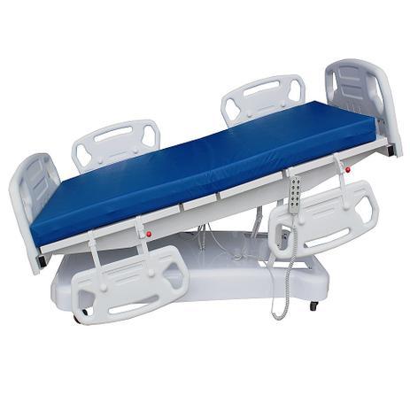 65e09ab14 Cama Hospitalar Motorizada com Elevação do Leito 8 Movimentos Extra Luxo -  Bond