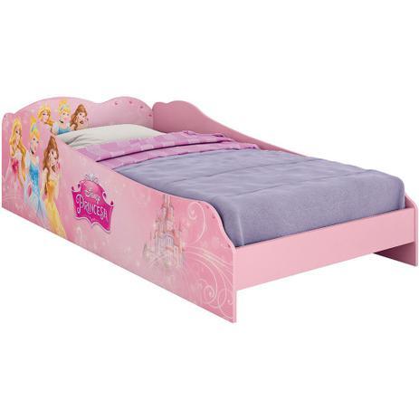 bc62ec0cd Cama Princesas Disney Plus Pura Magia - Pura Magia - Móveis para ...