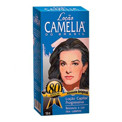 Imagem de Camélia Brasil Loção Progressiva Capilar Feminina 150ml
