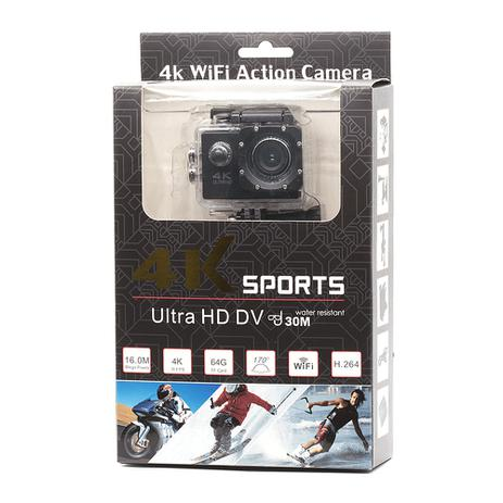 Imagem de Camera Action Go Cam Pro Sport Ultra 4k