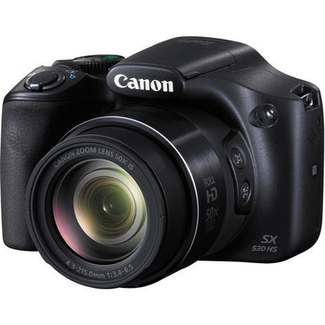 Imagem de Câmera Canon PowerShot SX530 HS