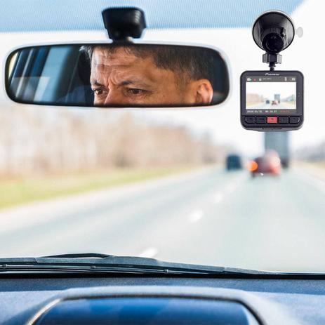 Imagem de Câmera de Segurança Automotiva Pioneer Dashcam VREC-100CH