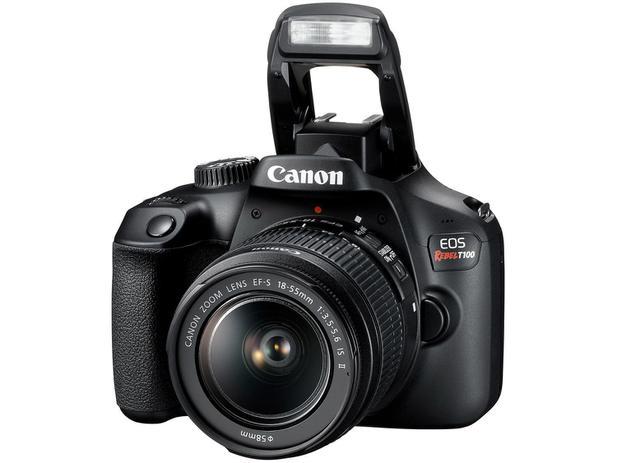 Imagem de Câmera Digital Canon Semiprofissional