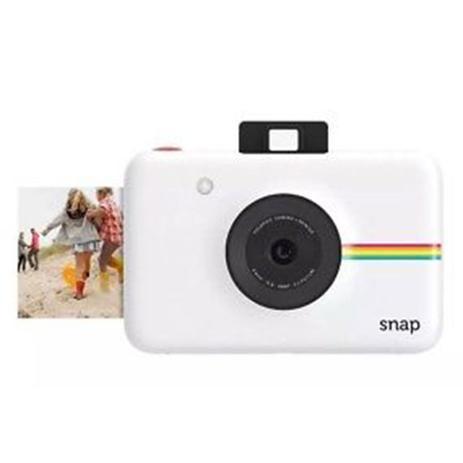 402eb2b607a35 Câmera digital instantânea Polaroid Snap c  filme
