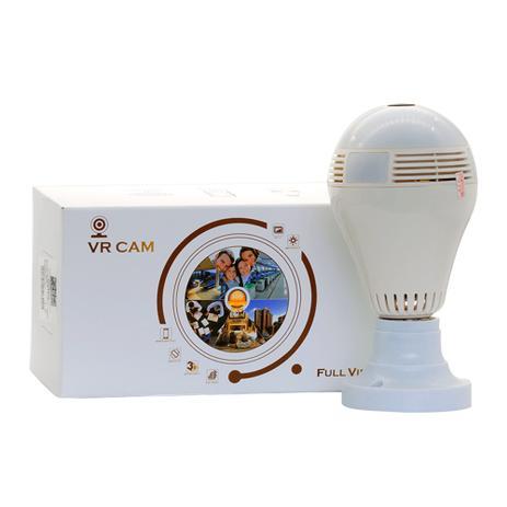 Menor preço em Camera Espia Segurança Lâmpada Visão de 360 Wifi V380