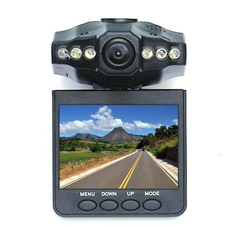 Imagem de Camera Filmadora Veicular Visão Noturna Dvr Lcd 2.5 Carro Hd