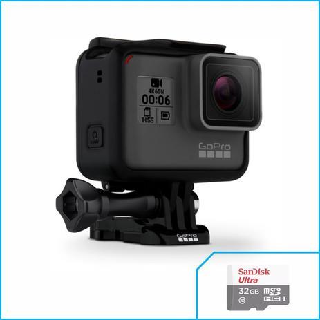 Imagem de Câmera GoPro Hero 6 Black