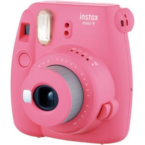Imagem de Câmera instantânea fujifilm instax mini 9 - rosa flamingo