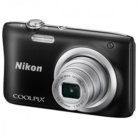 Imagem de Câmera Nikon Coolpix A100 Preta