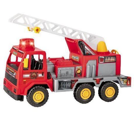 Imagem de Caminhao Bombeiro Fire Magic Toys