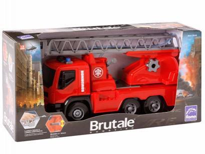 Imagem de Caminhão Bombeiros De Brinquedo Roma Jensen Brutale 1510