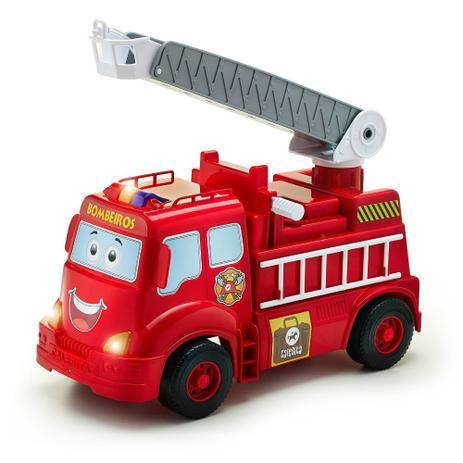 Imagem de Caminhão Bombeiros Em Ação Calesita