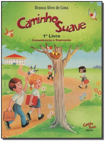 Imagem de Caminho Suave - 1 Livro - Comunicacao e Expressao