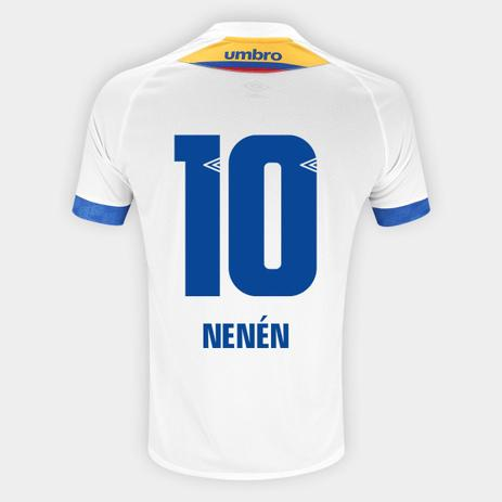 1ef1e93cd53bc Camisa Chapecoense II 2018 N 10 Nenén - Torcedor Umbro Masculina ...