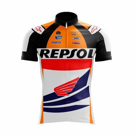 Camisa Ciclismo Masculina Repsol - Scape - Vestuário Esportivo ... 4604669176b7a