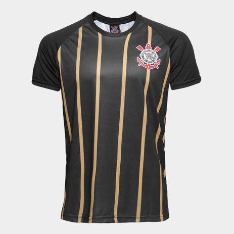Imagem de Camisa Corinthians Gold nº10 - Edição Limitada Masculina