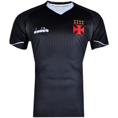 4a9f968dd4 Camisa Diadora Vasco Goleiro III 2018 Masculina (Game) - Vestuário ...