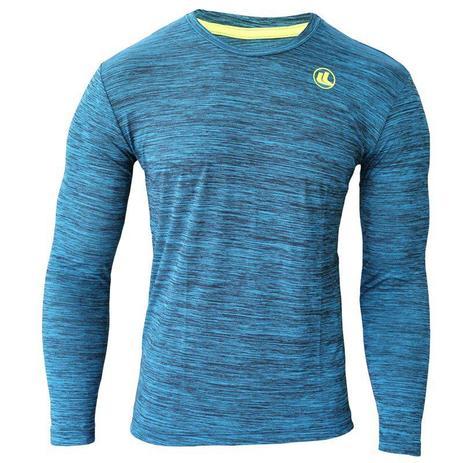 Camisa EL Manga Longa Rajada Plank UV45 Masculina - Esporte legal ... cc2e58c96c357