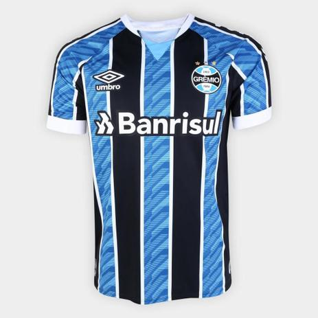 Imagem de Camisa Grêmio I 20/21 s/n Jogador Umbro Masculina
