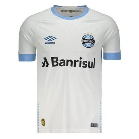 Camisa Grêmio Umbro Oficial 2 2018 (GAME) - Camisa de Time ... a2d23e92852a4
