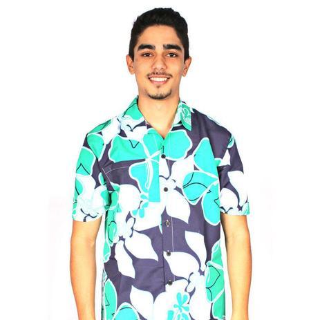 9d37918675 Camisa Havaiana com Estampas Floridas Sortidas - Aluá festas - Vestuário  Esportivo - Magazine Luiza
