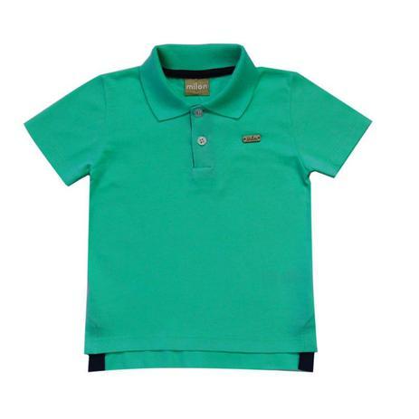 9586287902949 camisa infantil menino gola polo turmalina milon