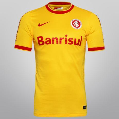 a0a2258e4efce Camisa Internacional Inter Nike 2014 Original Amarela - Vestuário ...