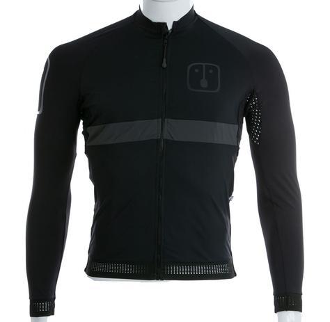 Camisa manga longa ahau masculina aussie dark preta - Vestuário ... d48484aa58167