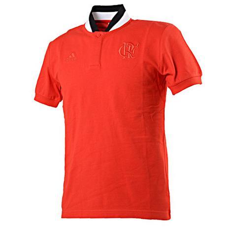 2df2136c8 Camisa polo flamengo adidas rio 450 anos vermelha - Camisa de Time ...