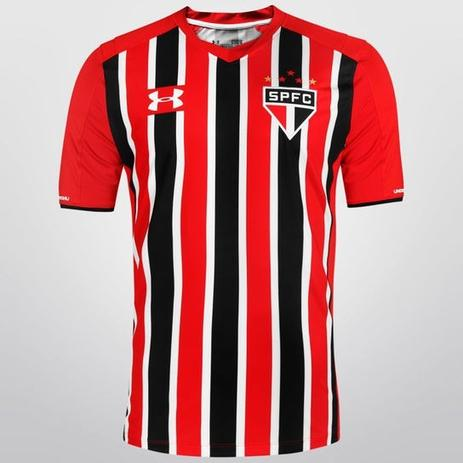 6a31ae9f3 Camisa São Paulo Under Armour Listrada 2016 - Vestuário Esportivo ...