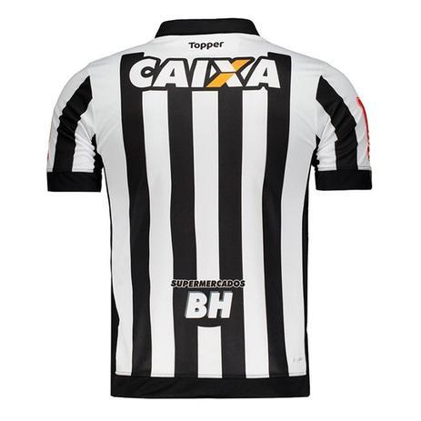 2b480b82d Menor preço em Camisa Topper Atletico Mineiro I Infantil
