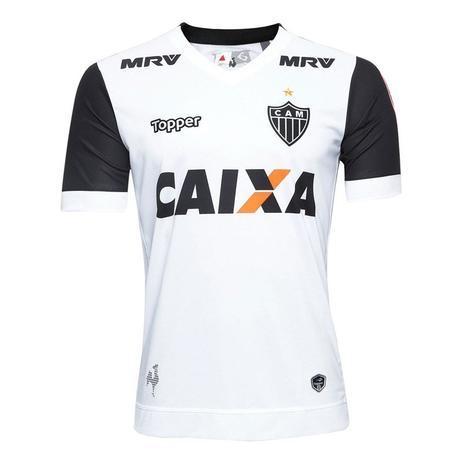 Camisa Topper Atlético Mineiro II s nº Masculina - Futebol ... 77ef5420456c0