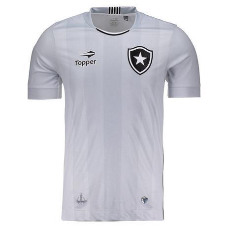 c97486ba7f Camisa Topper Botafogo Third Masculina - Camisa de Time - Magazine Luiza