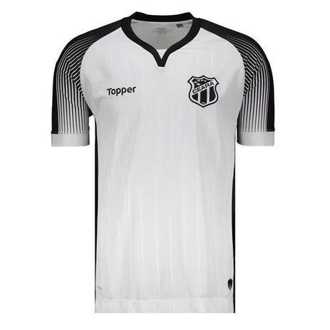 Camisa Topper Ceará II 2017 Juvenil - Camisa de Time - Magazine Luiza 3b49e1f7b0832