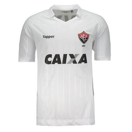 Camisa Topper Vitória II 2017 S N Masculina - Camisa de Time ... 7f3e646d41e99
