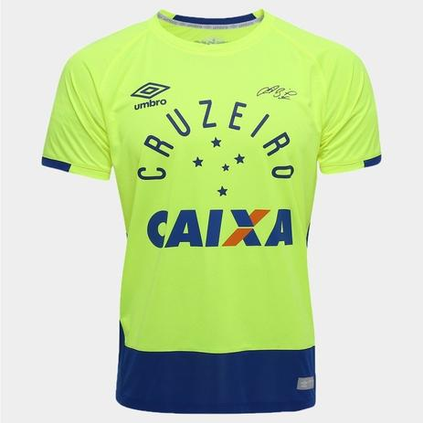 Camisa Umbro Cruzeiro Goleiro 3E05000 - Vestuário Esportivo ... b64224ed0c6e5