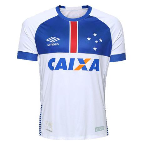 Imagem de Camisa Umbro Cruzeiro Oficial Blar Vikingur 2018 Infantil
