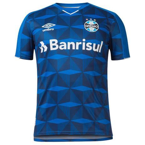 Imagem de Camisa Umbro Grêmio Oficial III 2019 Masculina