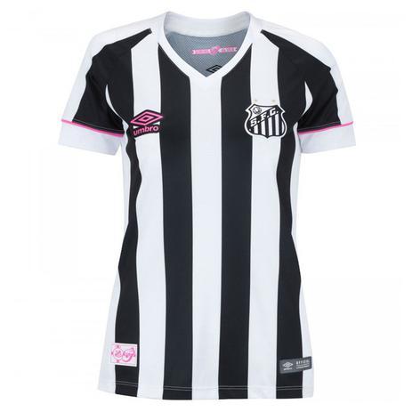 77dda6d325d Camisa Umbro Santos II 2018 Sereias Feminina - Vestuário Esportivo ...