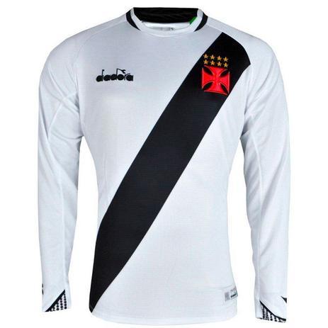 43b2a84b7e Camisa Vasco II 2018 s/n Torcedor ML Diadora Masculina - Vestuário ...