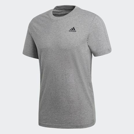 e2173fa61 Camiseta Adidas Essentials Base Masculina - Camisa para Corrida ...
