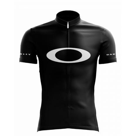 54ee05b10 Camiseta Ciclista Masculina Oakley com Proteção UV - Scape - Camisa ...