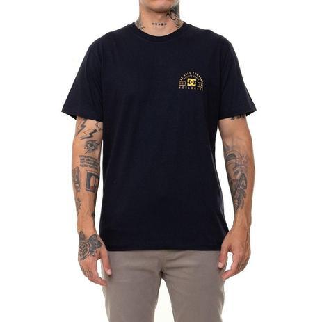 Imagem de Camiseta DC Shoes So Cal Masculina Preto