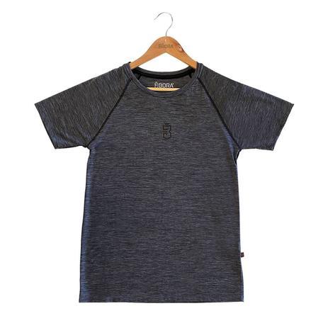 Imagem de Camiseta Fitness Breath Masculina  Mescla