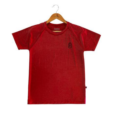 Imagem de Camiseta Fitness Masculina Vermelha