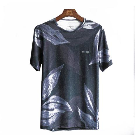 Imagem de Camiseta folhas